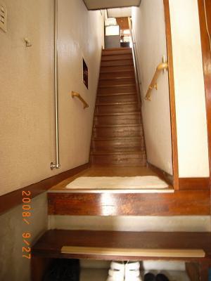 階段昇降機取付