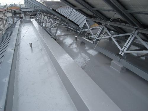 防水工事で建物の長期維持を!