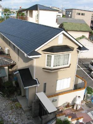 外壁&屋根塗装で見違えます♫