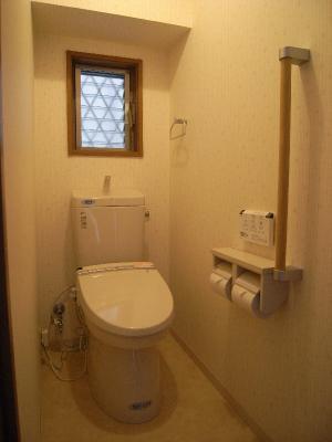 和式トイレのリフォーム