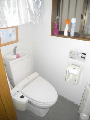 トイレの移設リフォーム