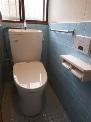 トイレ 簡単リフォーム
