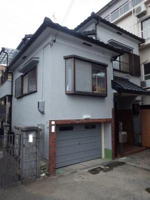東淀川区で全面改装工事