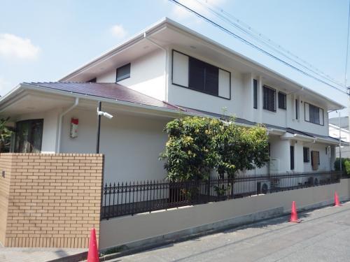 吹田市で外壁&屋根の塗装
