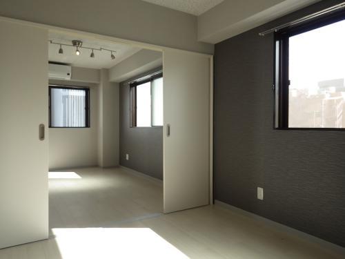 大阪市中央区で3DK賃貸物件のリフォーム