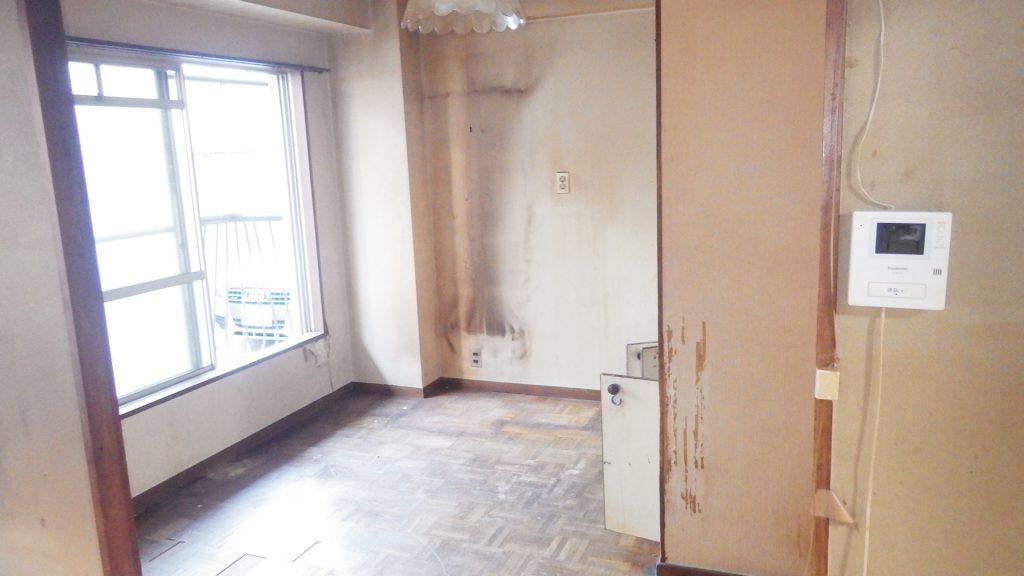 築古賃貸マンションのリフォーム